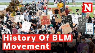 History Of The Black Lives Matter Movement