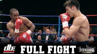 SERGIO MARTINEZ vs. RICHARD WILLIAMS | Full Fight | BOXING WORLD WEEKLY