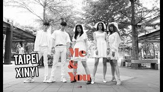 [KPOP IN PUBLIC] EXID (이엑스아이디) - ME & YOU (미앤유) Dance Co…