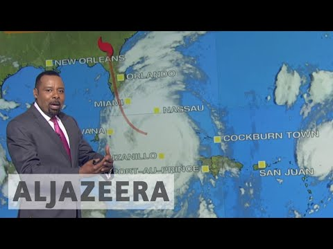 Updates: Hurricanes in and around the Caribbean