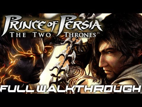 Prince of Persia [Two Thrones] FULL WALKTHROUGH