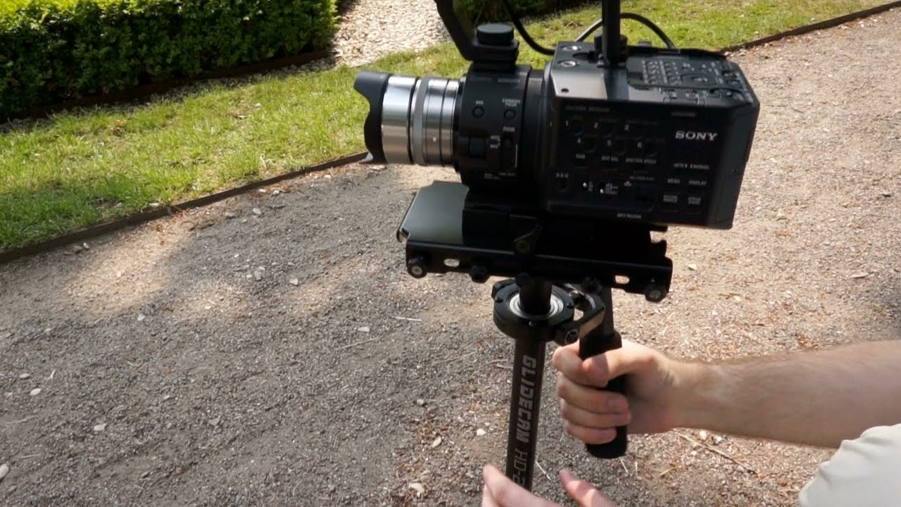 Devin Graham Glidecam - Review - YouTube