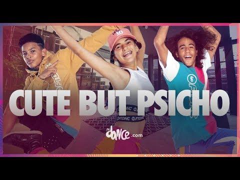 Cute But Psycho - Manu Gavassi Coreografia  Dance