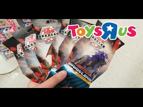 Bakuhunt Success! Bakugan Battle Planet Booster Packs Found! @Toys