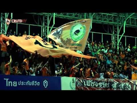 CRUTDTV Highlight 21/08/56 Chiangrai United 1-3 SCG Muangthong United [HD]