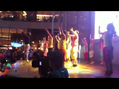 Celebrity Fitness Jakarta Zumba Party