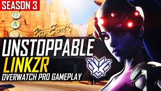 Unstoppable Widowmaker - LiNkzr VS Rank 1 EU [S3 TOP 500]
