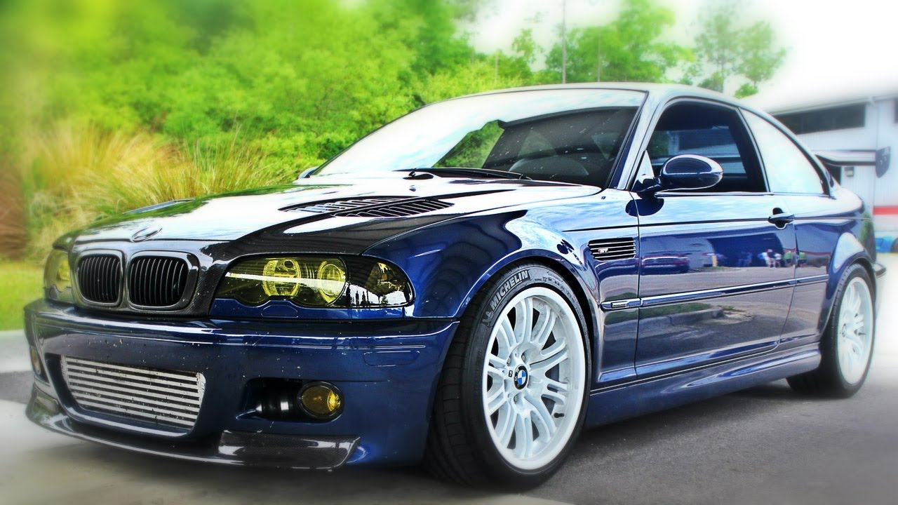 TOPPING OUT 600HP+ HPF BMW M3 E46 - YouTube