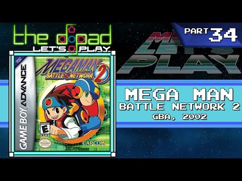 """""""Tell Me More About Your Penis"""" - PART 34 - Mega Man Battle Network 2"""