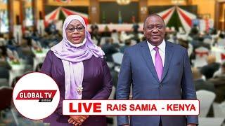 🔴#LIVE: RAIS SAMIA na RAIS KENYATTA WAFUNGUA KONGAMANO la WAFANYABIASHARA, ROSTAM AZIZ AFUNGUKA