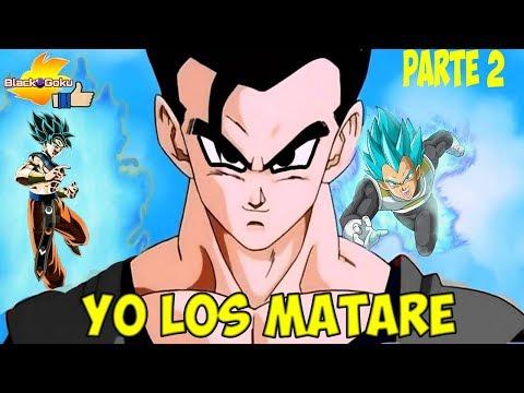 ¿Que hubiera pasado si Goku aceptaba ser dios destructor y se enamoraba de vados? PARTE 2