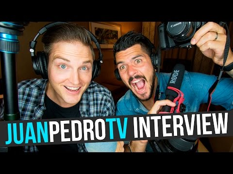 How to Become a Tech Reviewer and Grow Your YouTube Channel — Juan Pedro TV Interview