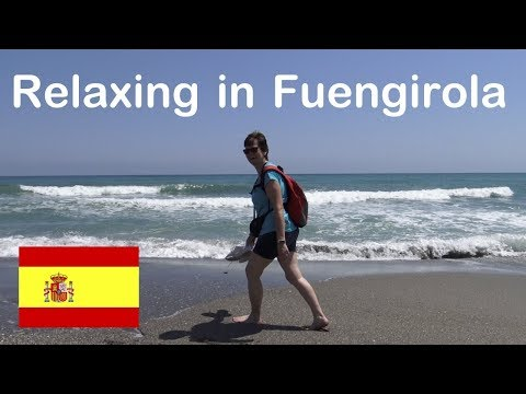 Relaxing In Fuengirola Spain