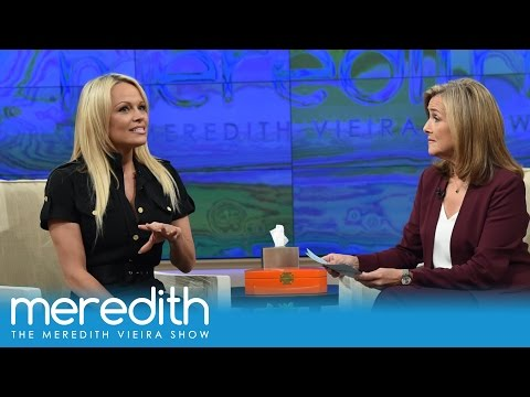 Pamela Anderson On Parenting With Tommy Lee | The Meredith Vieira Show