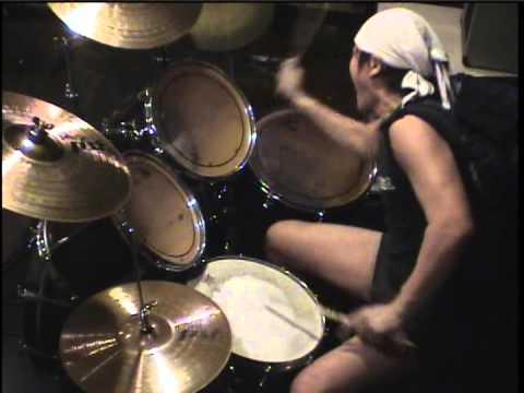 grindcore blast beat MICK HARRIS-beat ワンバスしか知らない