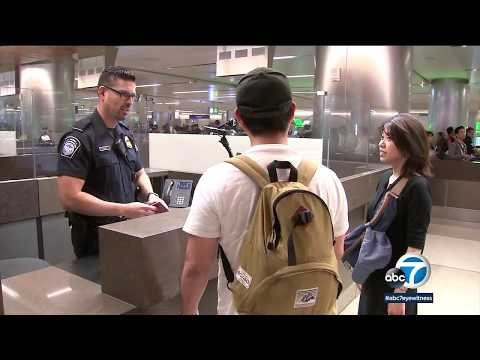 US Customs and Border Protection hiring in SoCal I ABC7