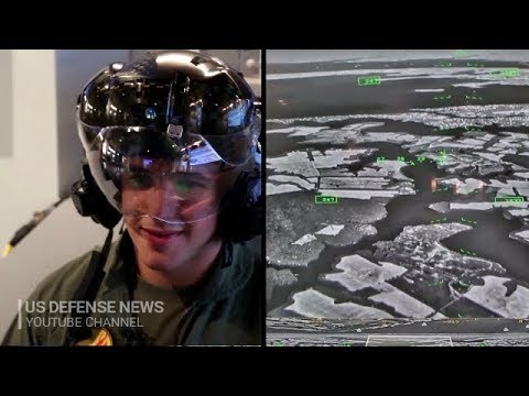 How F-35A fighter pilots are harnessing high-tech 'see-through' helmets