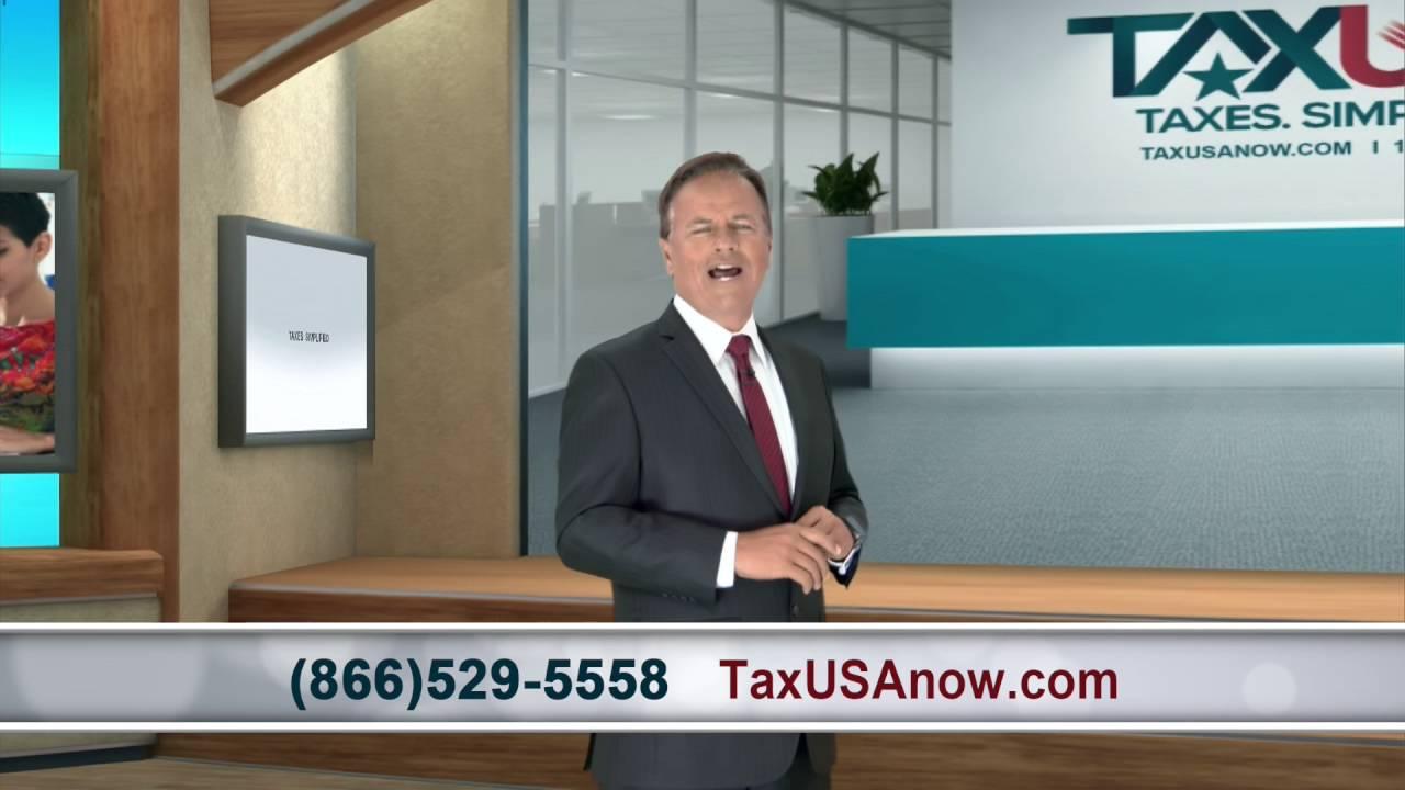 Tax USA General Marketing Video