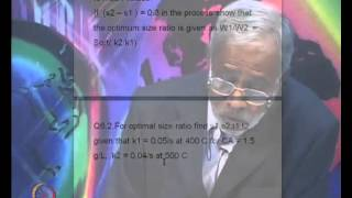 Mod-01 Lec-34 Illustrative Examples : Population Balance Models