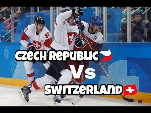 ZOH2018 - Czech Republic vs Switzerland