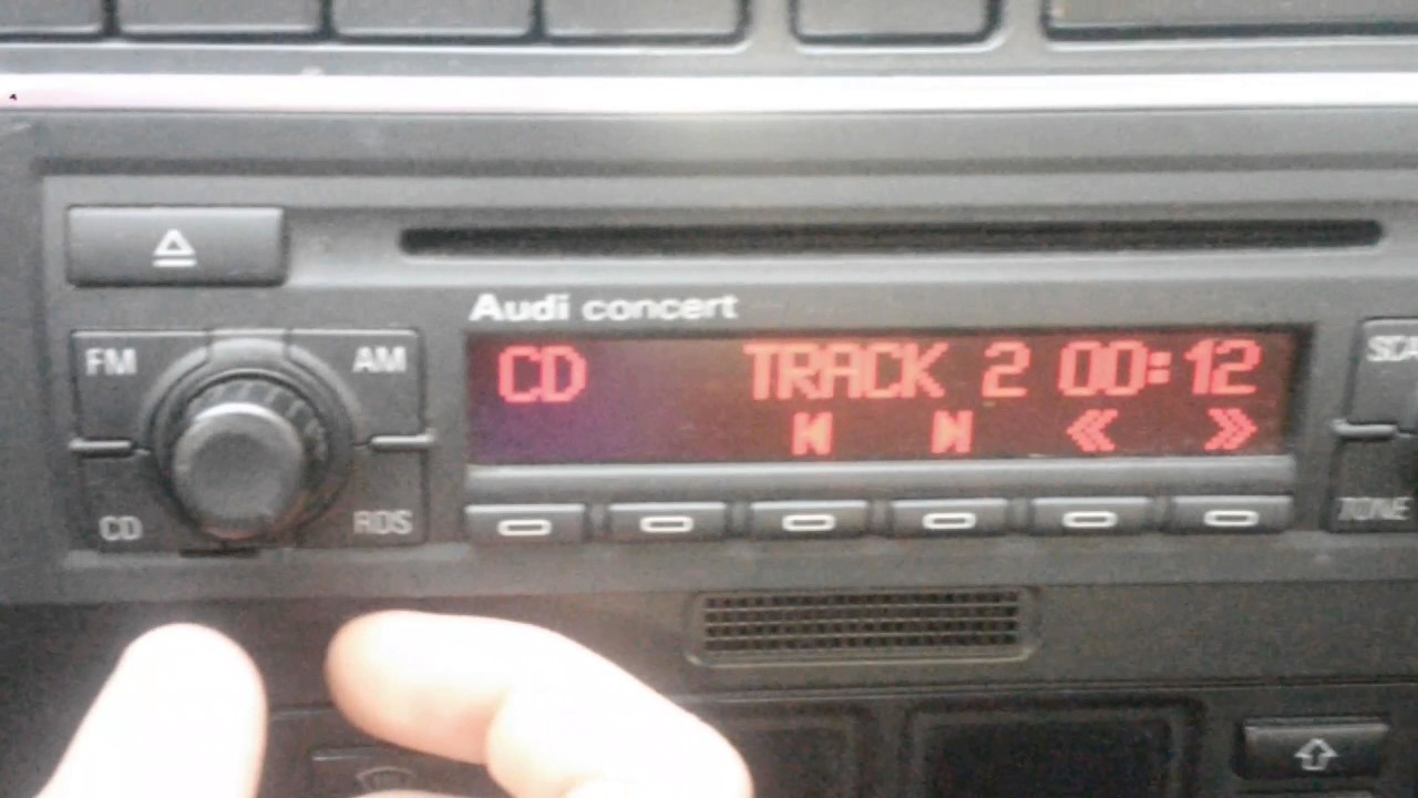 Audi Concert Playback On Standard Audi A4 B5 Speakers Youtube