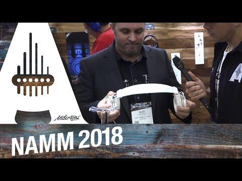 Audio Technica Booth Walkthrough - NAMM 2018