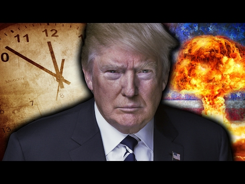 DOOMSDAY CLOCK, DONALD TRUMP, WW3 & END TIME PROPHECY!!!