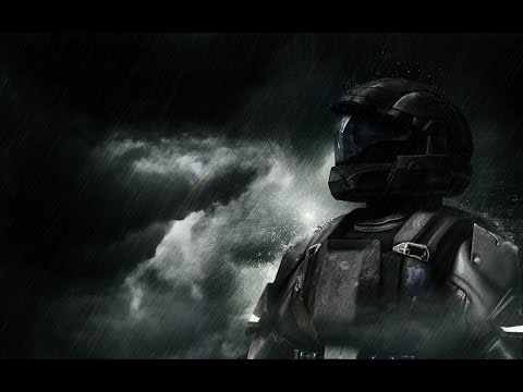 Halo 3: ODST OST Quiet Mix With Rain