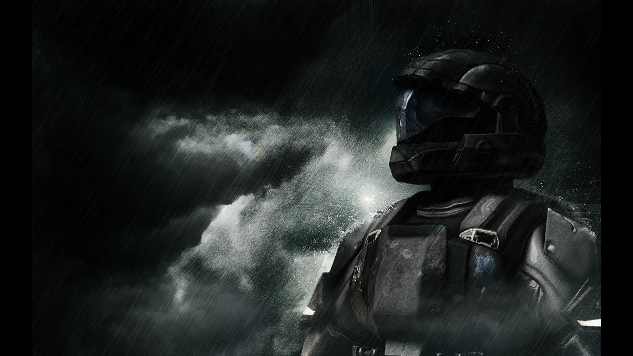 Halo 3 odst ost quiet mix with rain youtube - Halo odst images ...