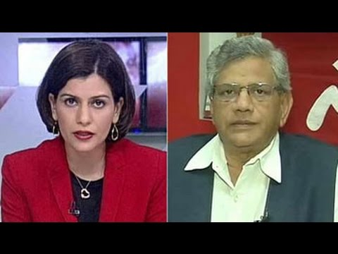Sitaram Yechury speaks out