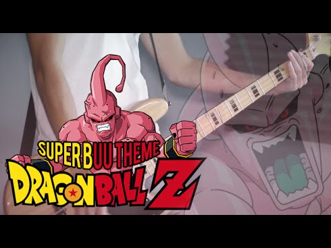 Dragon Ball Z - Super Buu Theme Guitar Cover