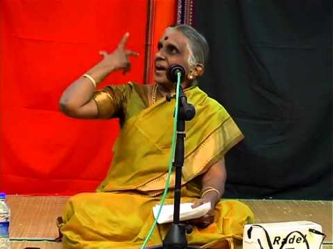 Voices of Tomorrow 2013 - Carnatic Music Lecture Demonstrati
