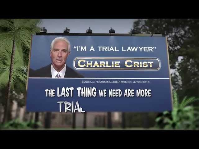 Florida Chamber Launches TV Campaign in 'Charlie's Own Words'