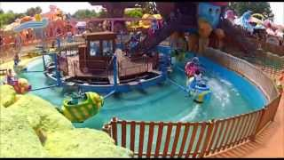 Парк развлечений Порт Авентура, Коста Дорада, Испания