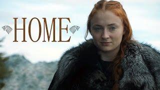 (GoT) Sansa Stark || Home
