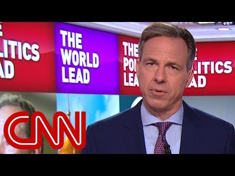Jake Tapper: Many Trump allies are swamp critters