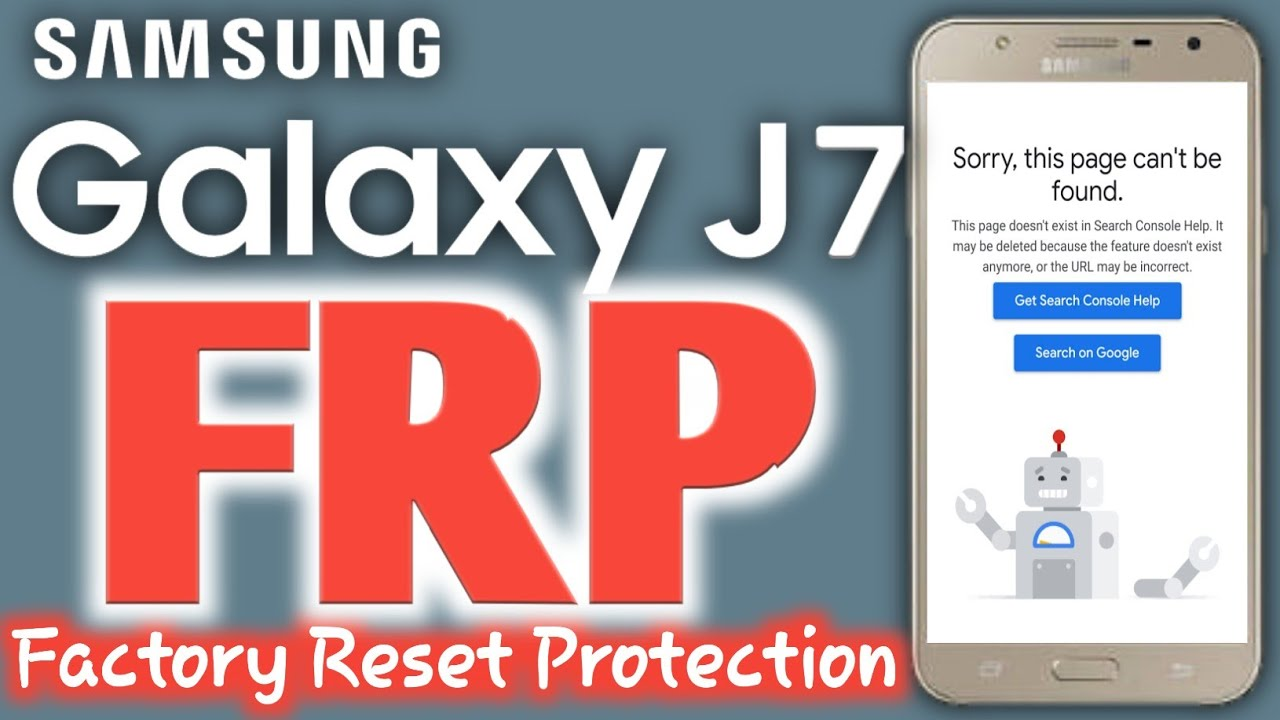 SAMSUNG J7 FRP BYPASS | LATEST UPDATE 2020 | WITHOUT PC | SORRY THIS PAGE CAN'T BE FOUND | GBR