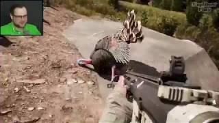 Far Cry 5 короче говоря►Йоб*аная курапатка!►Куплинова загрызла собака и вы*бала индейка!►Шок!