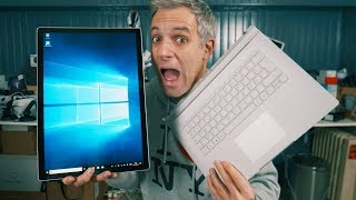 Microsoft Surface Book 2 (test) - le PC Portable Ultime ?
