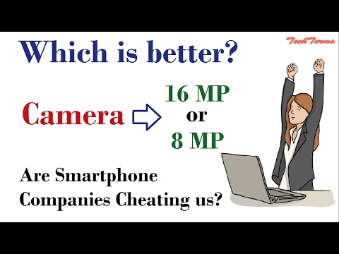 high-megapixel-camera-is-better-or-low-megapixel-camera-?-|-techterms