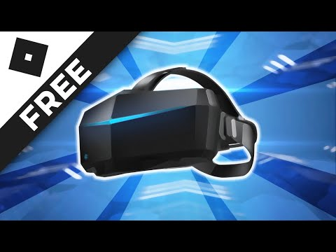 #17: VR Headset // How-To get FREE ITEM // Roblox