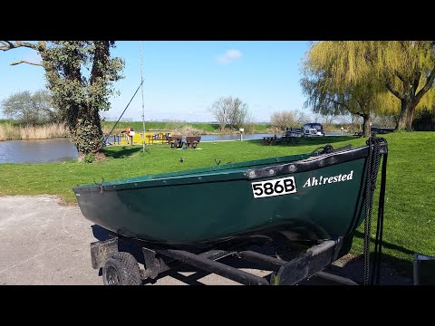 A look at Isleham Marina Slipway, on the River Lark in Cambridgeshire (on the Great Ouse network)