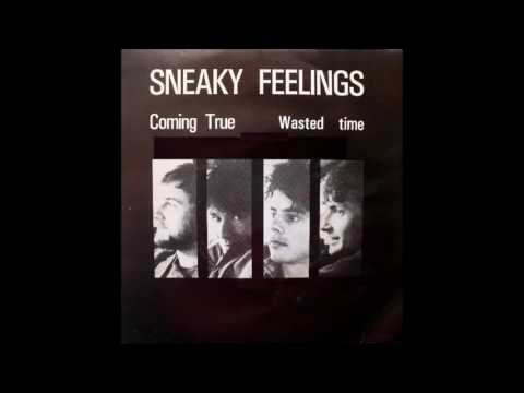 sneaky feelings - wasted time