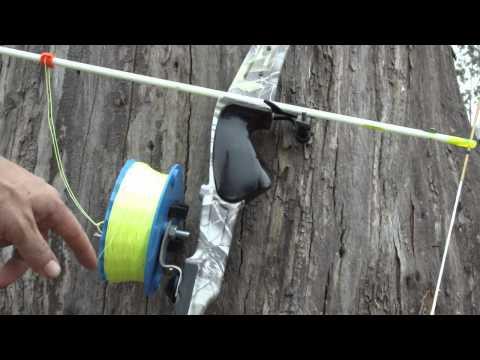 (Bowfishing) [Australia] CHEAP CHINESE 48# Lb BOW MODIFY MUDCAT MOUNT