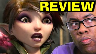 STRANGE MAGIC Movie Review : Black Nerd