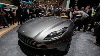 Aston Martin's New DB11 Can Be Yours for $216,000