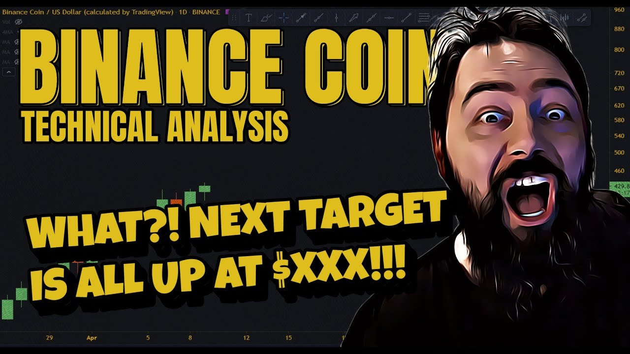 EXPLODOING!!! BINANCE COIN IS GOING TO THE MOOOON!!!!!!