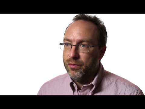 The Impact of Wikipedia - Jimmy Wales