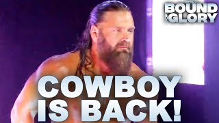 """Cowboy"" James Storm RETURNS in Call Your Shot Gauntlet! 