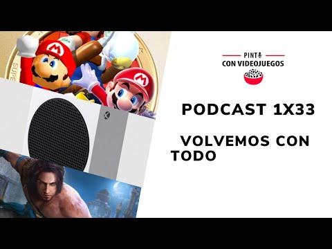 Podcast 1x32 Volvemos con Todo